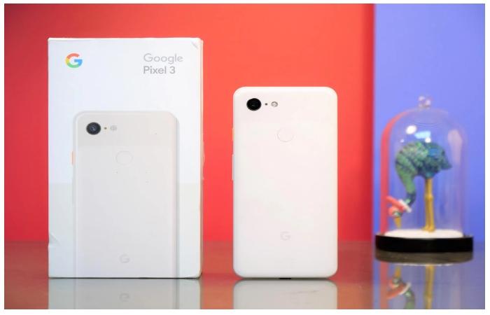 Google Pixel 3 - Smartphone
