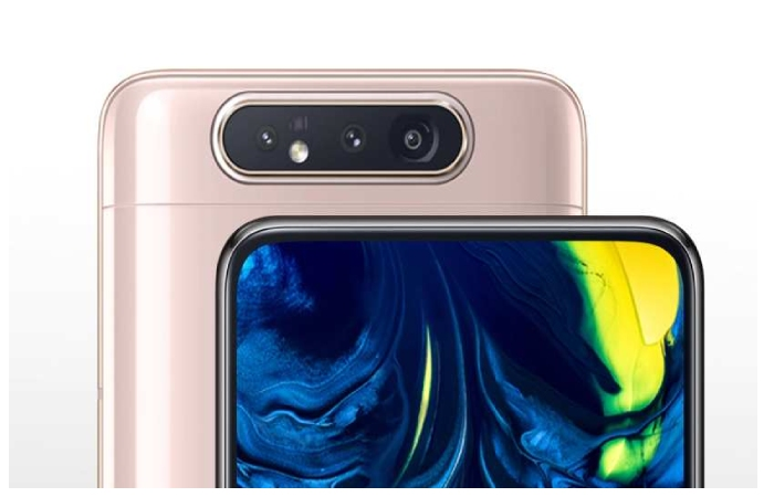 Samsung Galaxy A80 - Smartphone