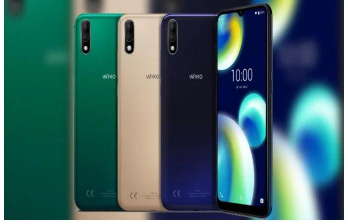 Wiko View 4 Lite - Smartphone