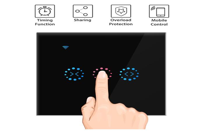 Wifi Blind Switch