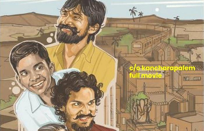 More About C_O Kancharapalem (2018)